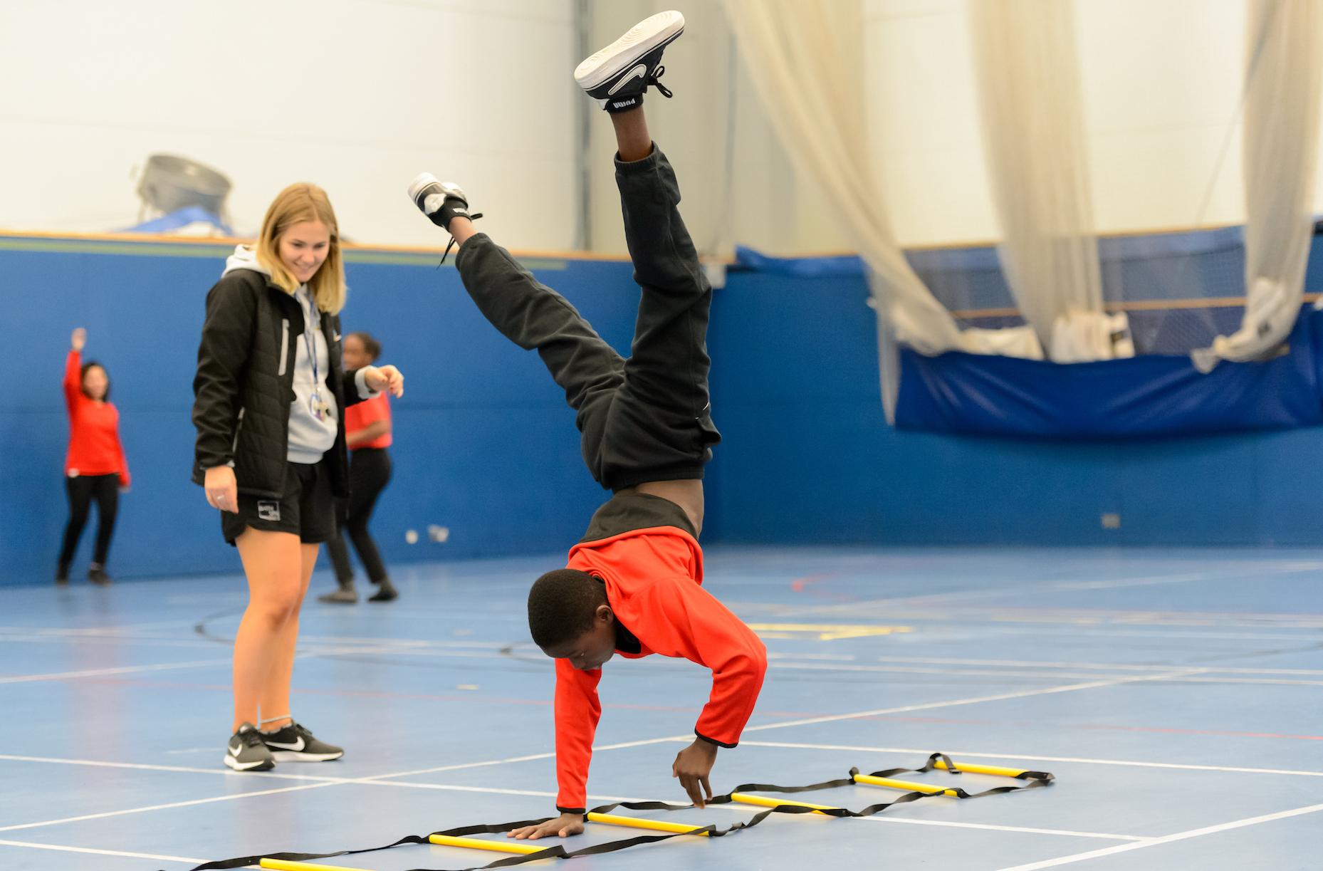 The Chances Programme - credit Sport England