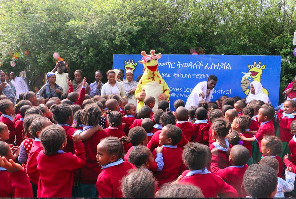 Tsehai loves learning, Ethiopia, social enterprise, Social Enterprise Ethiopia. Bruktawit Tigabu