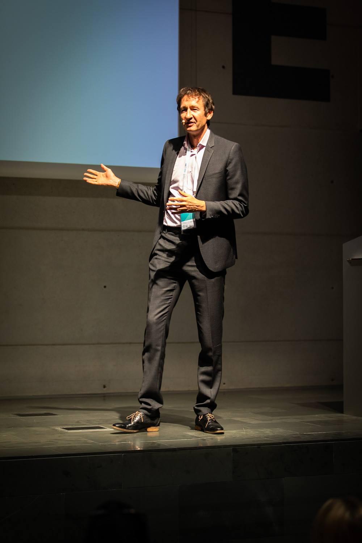 Uli Grabenwarter 3S conference presentation