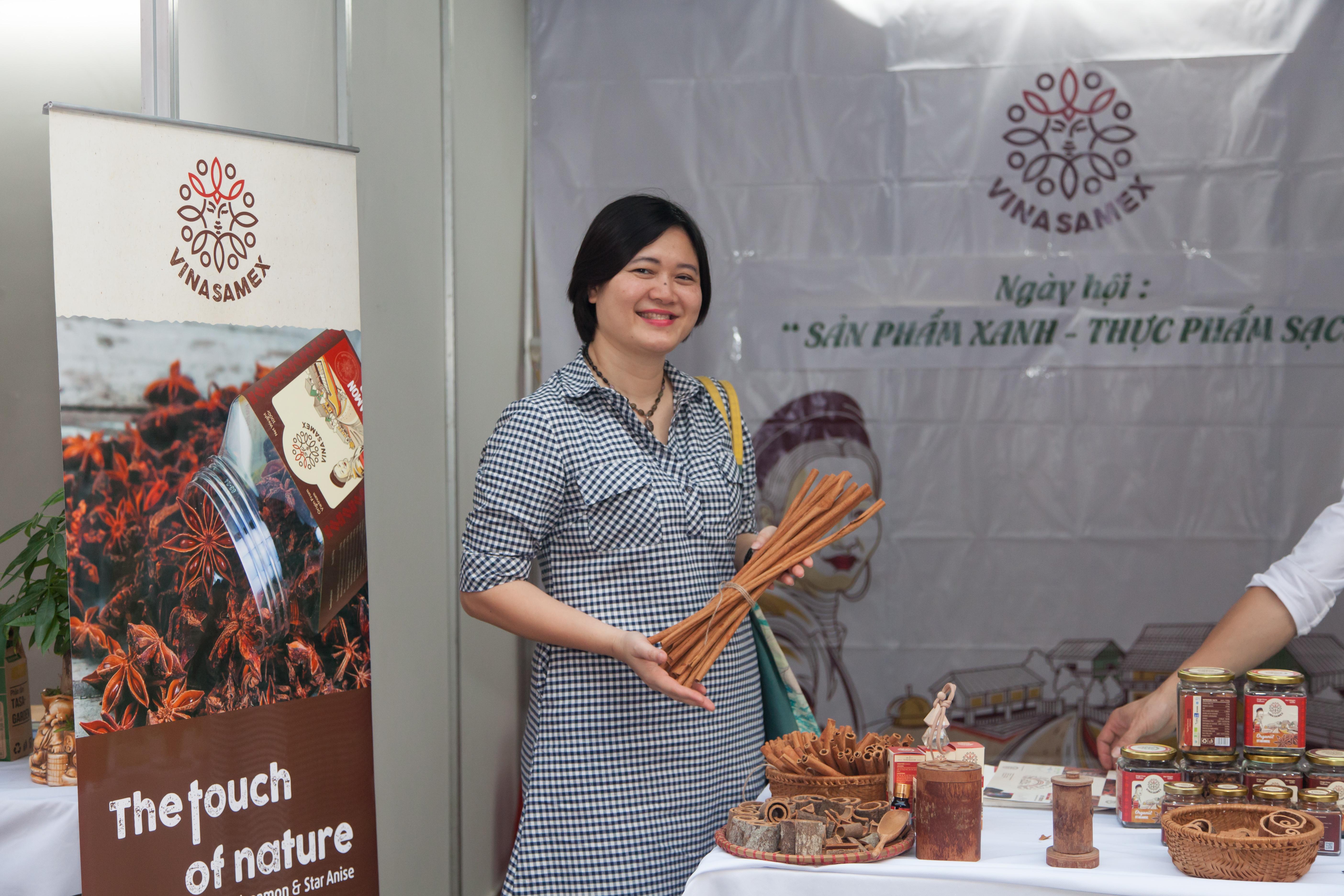 Vinasamex Vietnam social enterprise