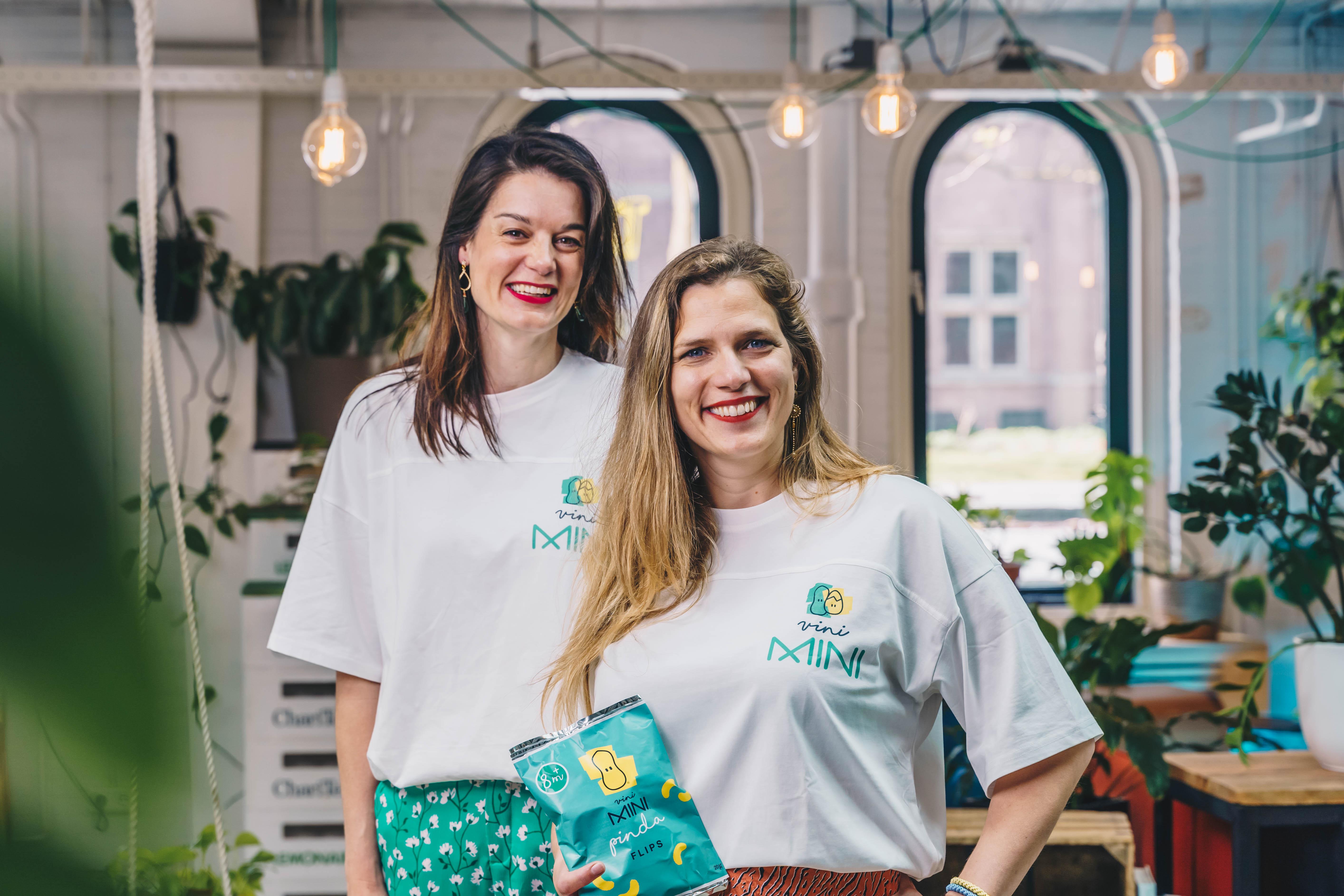 Vini Mini founders
