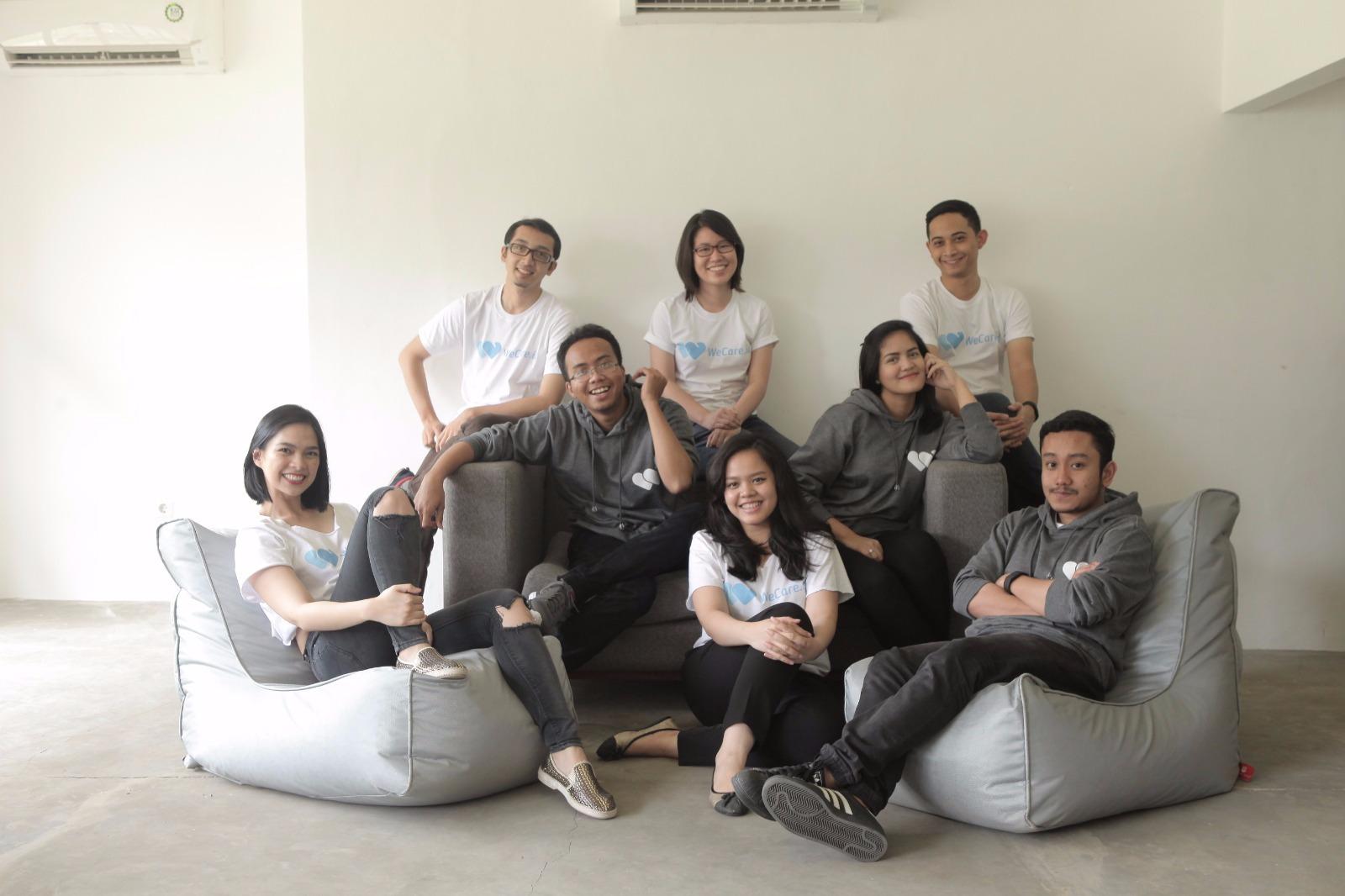 WeCare team Indonesia