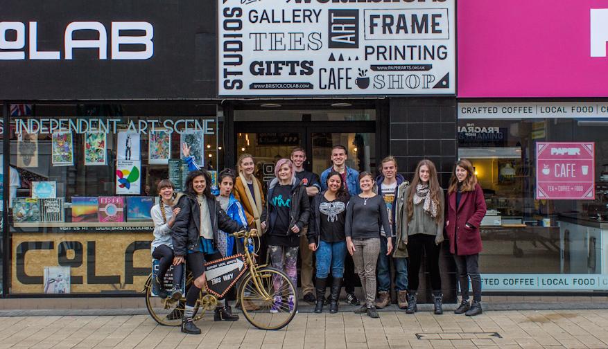 Paper Arts social enterprise_Bristol