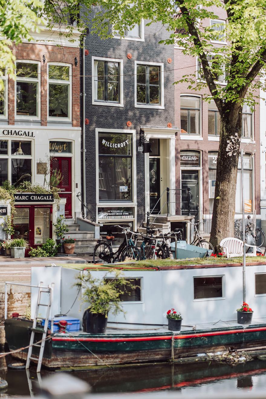 Willicroft store Amsterdam