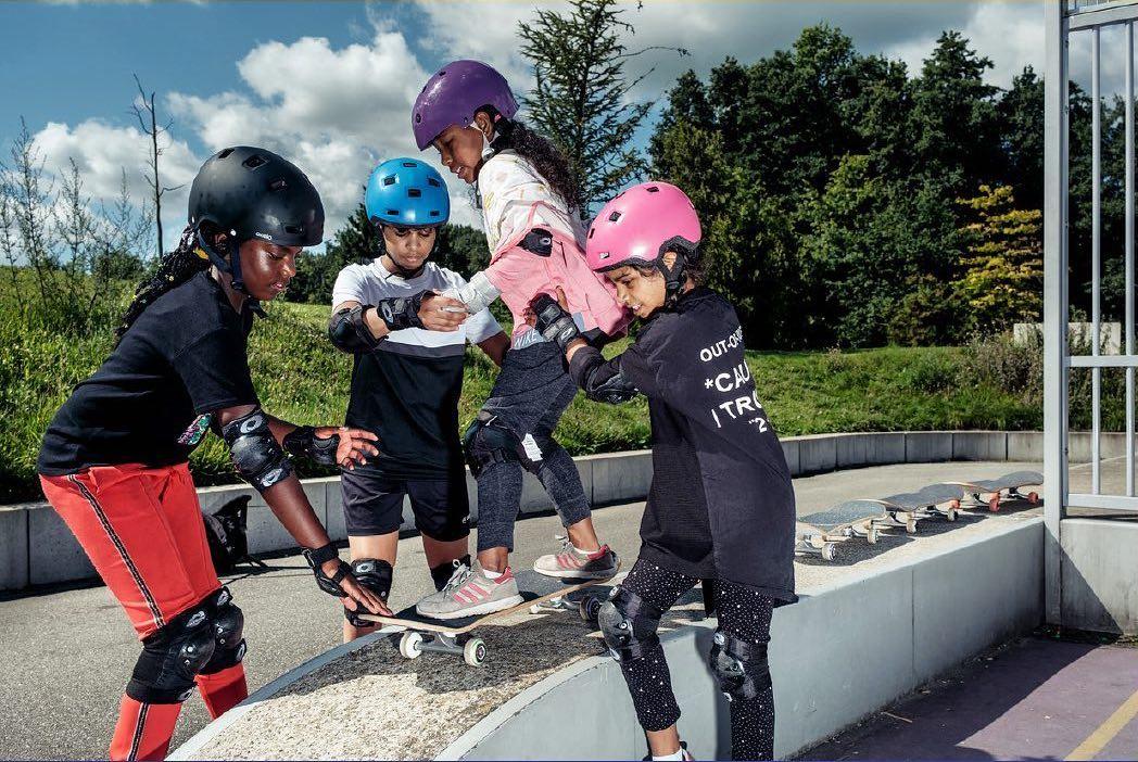 Women Skate the World - Boost je Buurt