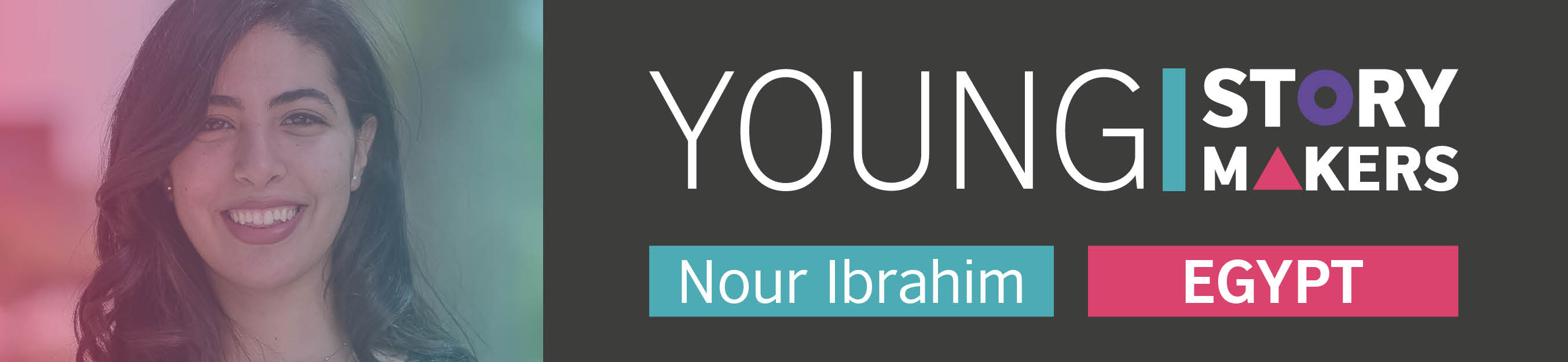 Nour Ibrahim DICE Young Storymaker