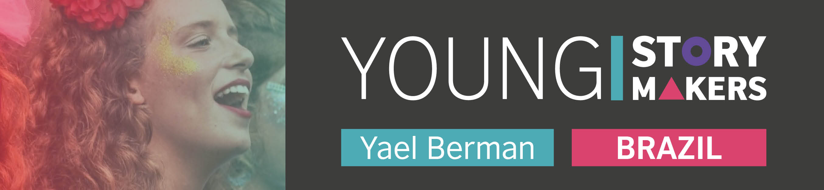 DICE Young Storymaker Yael Berman