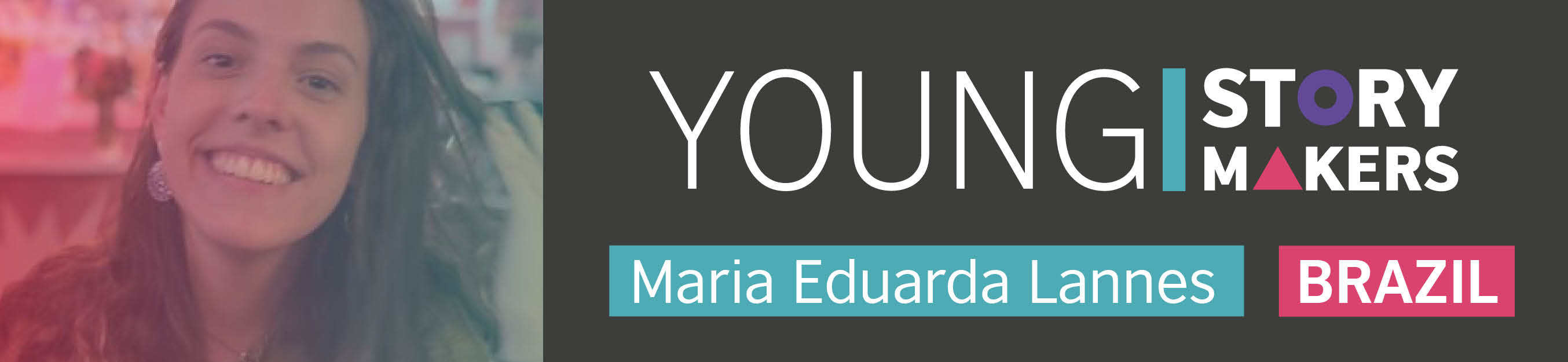 Young Storymaker Maria Eduarda Lannes