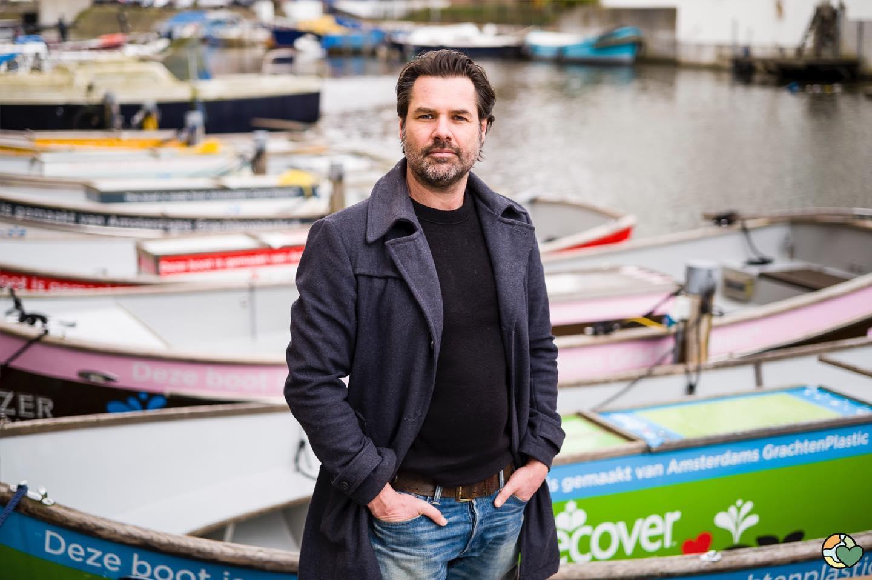 Marius Smit Plastic Whale Amsterdam Impact B Corp