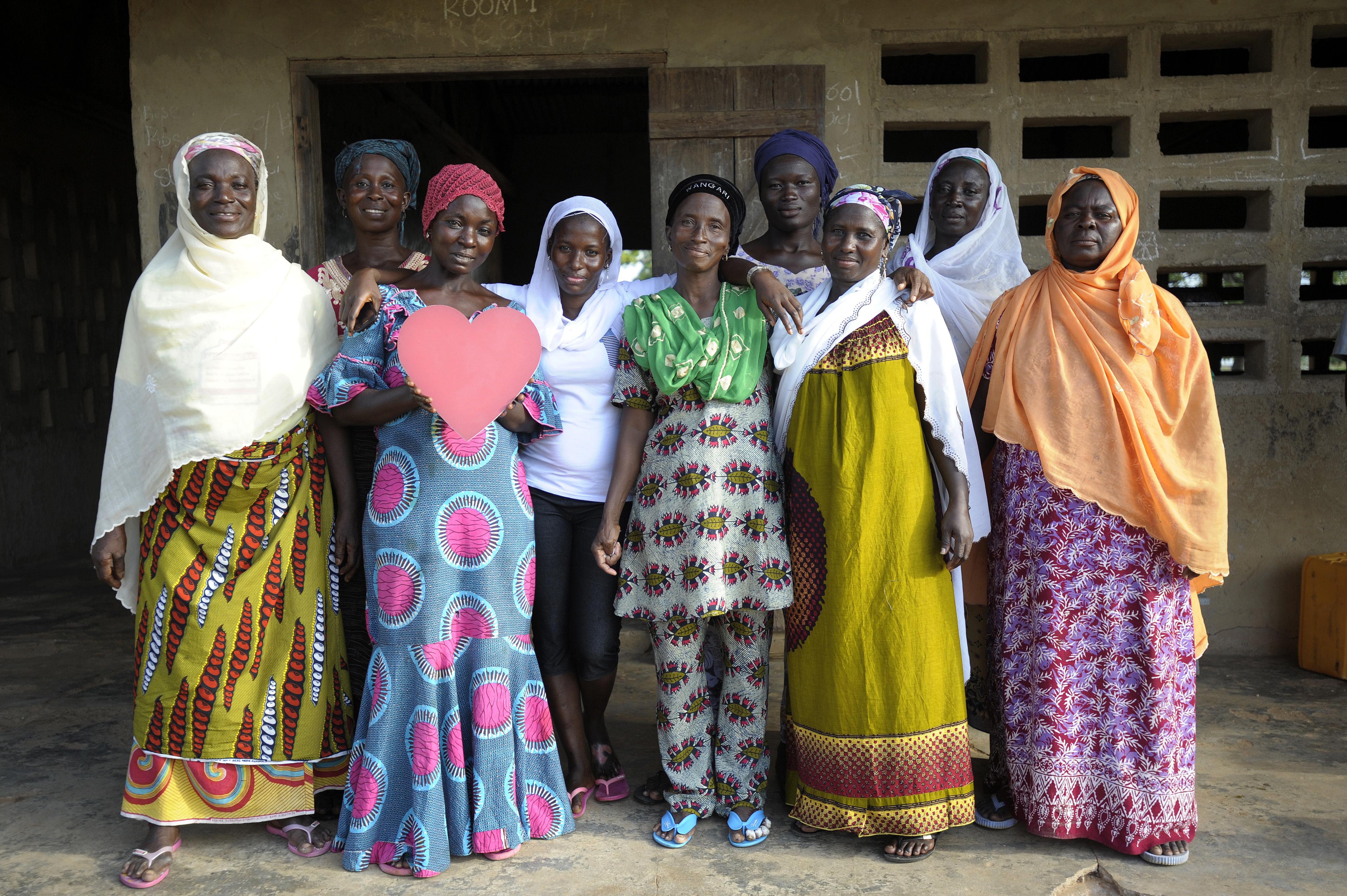Microfinance, Ghana, Wildhearts, social enterprise
