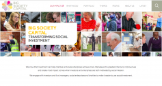Big Society Capital - homepage