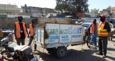 GarbageCan social enterprise Pakistan