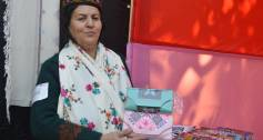 Womart artisan in Pakistan