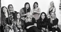 Models for Hey Girls social enterprise