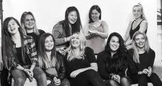 Models for Hey Girls social enterprise