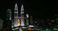 Kuala Lumpur's twin towers