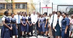 Jamaica, Kingston Technical High School, Social Enterprise in Secondary Schools Programme, British Council, Victoria Mutual Foundation