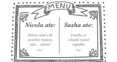 Ladies lunch Nicola Steuer