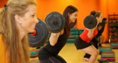 edinburgh Leisure gym class