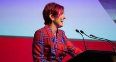 Angela Constance, Social Enterprise World Forum