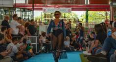 La Da Favelinha catwalk