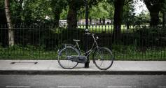 London Fields bicycle