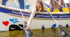 Plastic Whale Amsterdam Impact