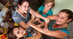 Rede Asta artisans group of women in Brazil