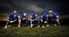 Team players American football