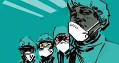 Doctors and nurses - Covid-19 response