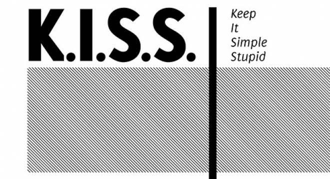 K.I.S.S by flickr user Kristian Bjornard