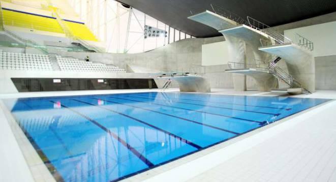 Aquatic centre at Better gym
