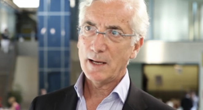 Sir Ronald Cohen discussing impact investment
