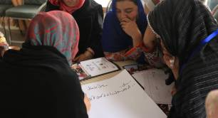 DICE collaborator DEMO Pakistan -Business Planning Activity