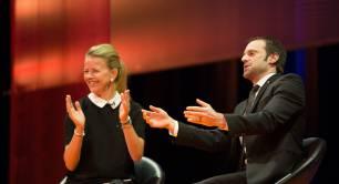 Skoll World Forum opening plenary