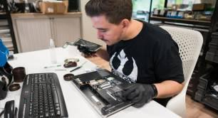 Edinburgh Remakery IT equipment repair