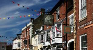 British town