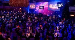 National Business Awards gala dinner