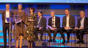 Queen Maxima and the EVPA at EVPA annual conference 2019