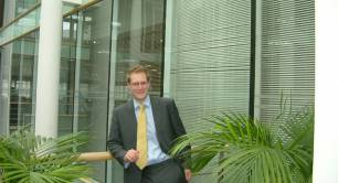 James Corah, Deputy Director of Responsible and Ethical Investment at CCLA