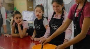 Delices de Alicia, Argentina, catering, food, social enterprise