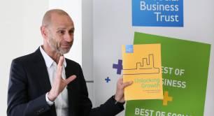 Unlocking growth_social business trust