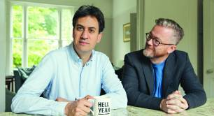 Geoff Lloyd, Ed Miliband, Reasons to Be Cheerful, social enterprise