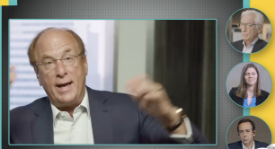 Larry Fink speaking at SpainNAB about capitalism