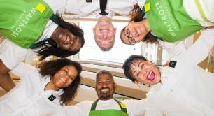 Partners at social enterprise and employee owned business John Lewis and Partners
