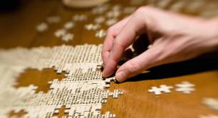 Puzzling social investment
