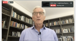 Sir Ronald Cohen at GSG 2020