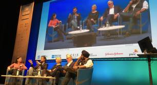 Speakers at the Social Enterprise World Forum 2018