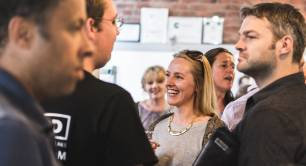 Sheffield Social Enterprise Network event