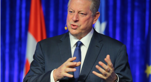 Al Gore at the GSG Summit